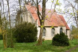 An ihm nagt der Zahn der Zeit: Das Kloster St. Jürgen vor Rambin und die umliegenden Anlagen gehören der Stadt Stralsund.