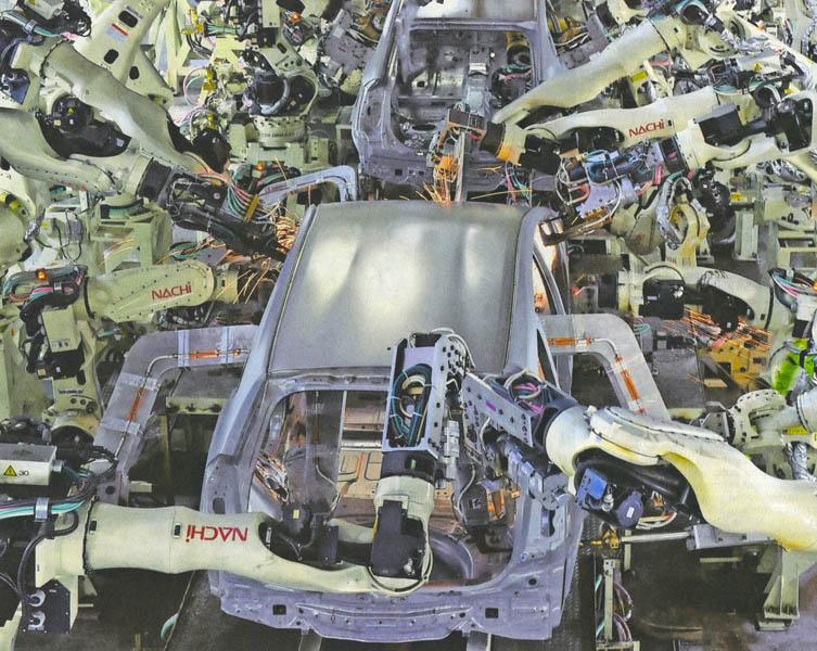 Arbeiter haben in diesem System nichts zu schaffen. Foto: Wikimedia Commons.