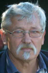 Hansjürgen Stark, Gründungsmitglied der Ortsgruppe Rambin im Deutschen Anglerverband.