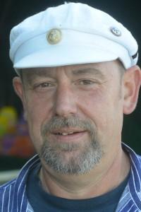 """""""Erneuerungs- und Erhaltungsarbeiten in unserem Hafen werden nie fertig"""", sagt Andreas Gudescheit anlässlich des 50-jährigen Vereinsjubiläums."""