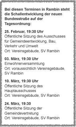 Terminplan Schallentwicklung B 96n.pages