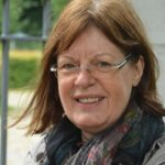 Die Sozialgeschichte des Gutes beeindruckt sie: Dr. Ilse Führer-Lehner aus Gelsenkirchen.
