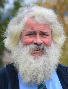 Gerald Malaschnitschenko (63) aus Bergen, Ideenträger und Organisator.