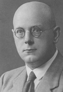 Dr. Wilhelm Hirsch, ab 1919 erster Arzt in Rambin